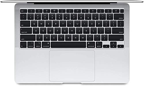 Apple MacBook Air 13.3 in MWTJ2LL/A Early 2020 - Intel Core i7 1.2GHz, 8GB RAM, 512GB SSD - Silver (Renewed)