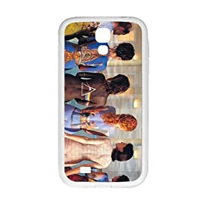 Cool painting Artistic Body Pattern Fashion Comstom Plastic case cover For Samsung Galaxy S4