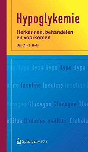 Read Online Hypoglykemie: Herkennen, behandelen en voorkomen (Dutch Edition) pdf epub