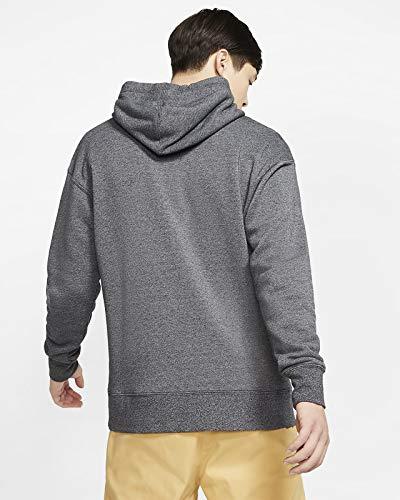 Nike Men's Sportswear Heritage Graphic Pullover Hoodie BV2933