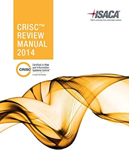 crisc review manual 2014 isaca 9781604204278 amazon com books rh amazon com Manual Metal Gear Solid Ground Zeroes CRISC Exam