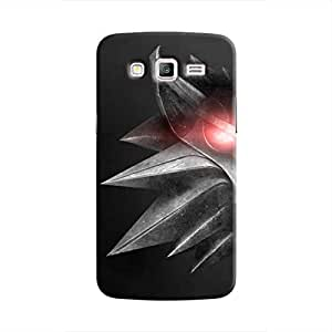 Cover It Up - Witcher Wolf Galaxy J2 Hard Case