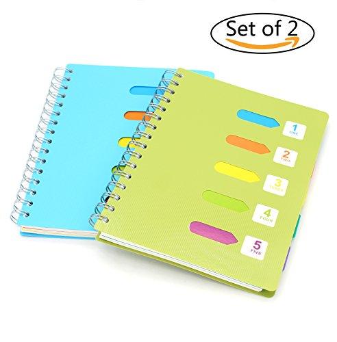 7 Subject Notebook - 7
