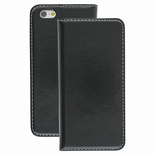 Quality Style Apple iphone 5 Case cover, Apple iPhone 5 Black Designer Style Wallet Case Cover