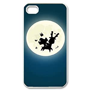 Hjqi - Customized Christmas Phone Case, Christmas DIY Case for iPhone 4,4G,4S
