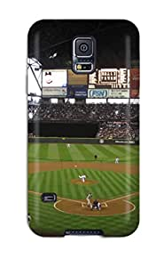 Hot 1759377K534342457 seattle mariners MLB Sports & Colleges best Samsung Galaxy S5 cases