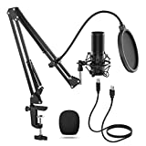TONOR USB Microphone Kit, Streaming Podcast PC
