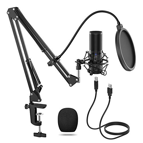 TONOR USB Microphone Kit