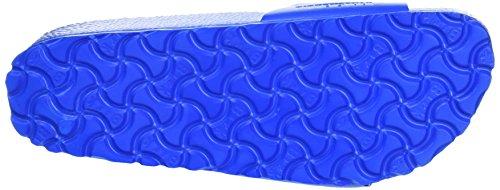 Birkenstock Madrid - Zuecos Mujer Blau (Scuba Blue)
