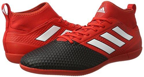 Per Ace Uomo core Calcio ftwr 17 Primemesh Scarpe In 3 Black Rosso White Allenamento Adidas red WAYqn4xUq