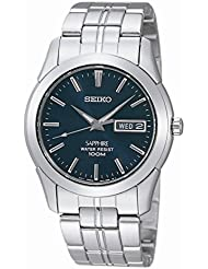 Seiko SGG717P1 Mens Sapphire Steel Watch