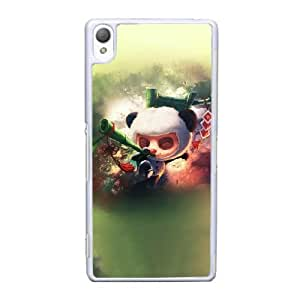 Sony Xperia Z3 Cell Phone Case White League of Legends Cottontail Teemo YT3RN2549496