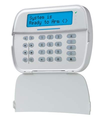 DSC Security Alarm System - HS2LCD Power Series Neo Full Message LCD Keypad