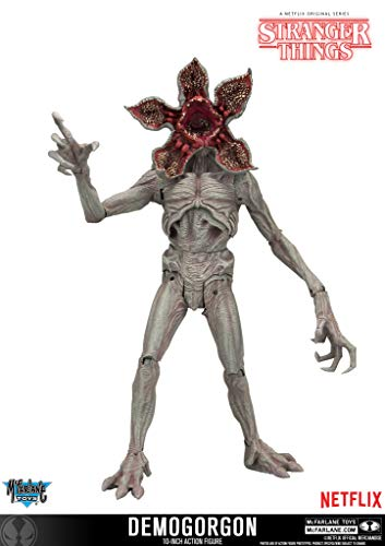 McFarlane Toys Stranger Things Demogorgon Deluxe Action Figure