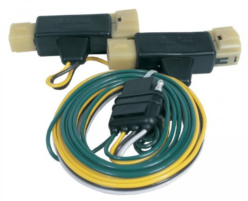 Hopkins 42115 LiteMate Vehicle to Trailer Wiring Kit (Pico 6982PT) 1995-2003 Dodge Ram Pickups (Except 2002 1500) and 1995-2003 Dakota by Hopkins