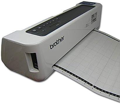 Brother Diseño Cut DC100 Plóter – económica y innovador: Amazon.es ...