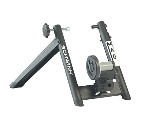 Schwinn Mag Resistance Bicycle Trainer, Black