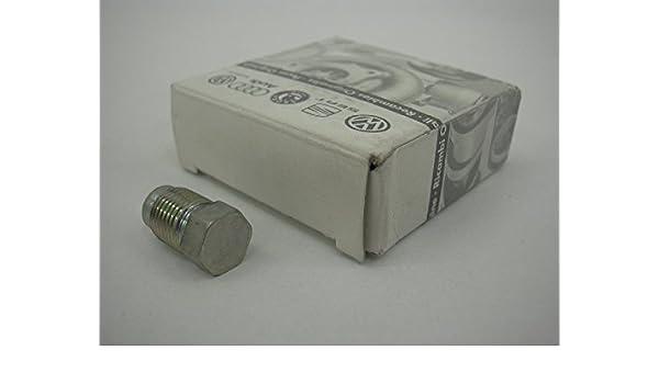 Amazon.com: Genuine Sealing plug AUDI VW Audi 100 quattro 200 4000 5000 Turbo 443611190: Automotive