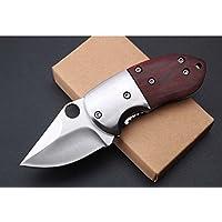 """Hercules"" Sandalwood Handle Manual Pocket Folding Knife Limited Collection"