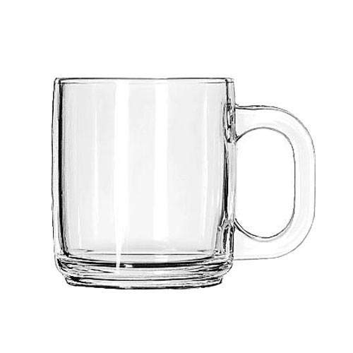 OKSLO 5201 10 oz crystal coffee mug 12/case Model d3372