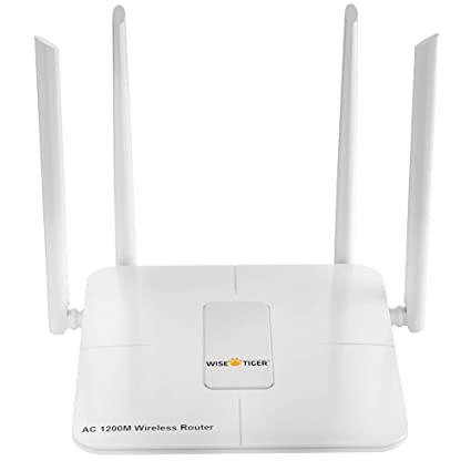 Wifi Router AC 5GHz Wireless Router Dual Band High Speed Home Office Internet