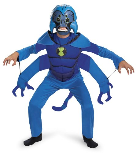 Spider-Monkey Costume, Child S(4-6)