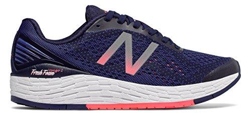 出撃者一元化するリダクター(ニューバランス) New Balance 靴?シューズ レディースランニング Fresh Foam Vongo v2 Pigment with Blue Iris and Fiji ピグメント ブルー US 7.5 (24.5cm)