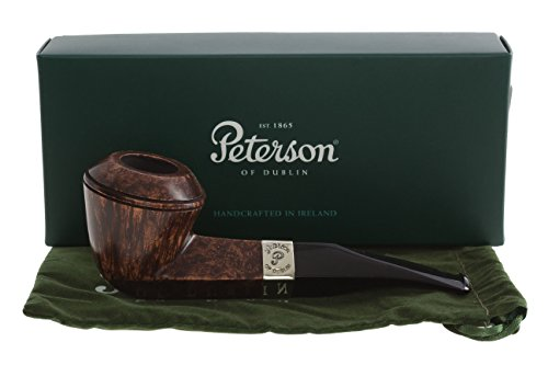 Peterson Aran B5 Tobacco Pipe Fishtail by Peterson