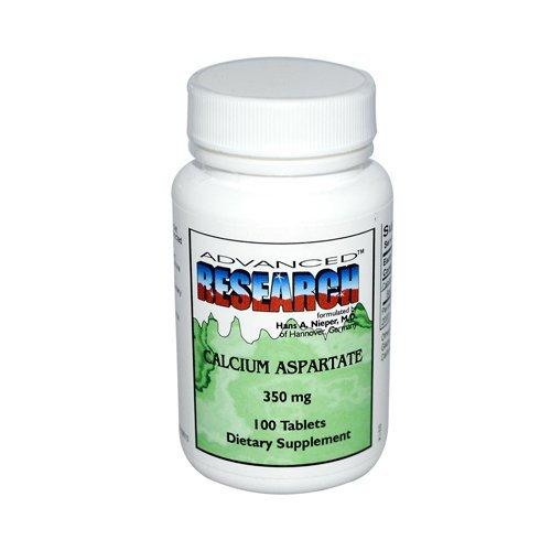 NCI Dr. Hans Nieper Calcium Aspartate Ta - Hans Niepers Calcium Shopping Results