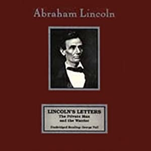 Lincoln's Letters Audiobook