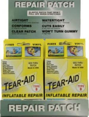 Tear-Aid pantalla del contador con 10 tipo B hinchable Kits (10 ...