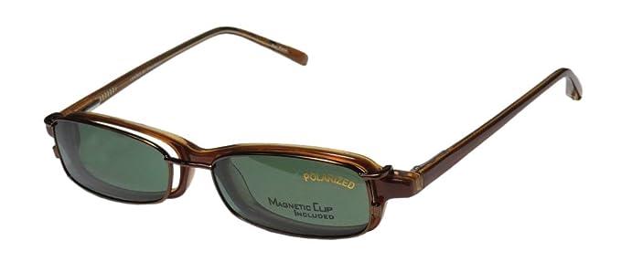 54ea3caac0 SmartClip 031 Mens Womens Designer Full-Rim Shape Sunglass Lens Clip-Ons  Spring