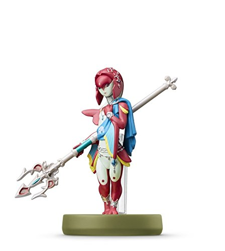 Amiibo-Mipha-Zelda-Breath-of-the-Wild