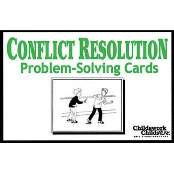 school counseling problem solving cards