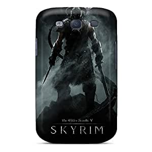 Samsung Galaxy S3 Xnc356mYqi Provide Private Custom Lifelike Skyrim Pictures Protector Hard Phone Case -PhilHolmes