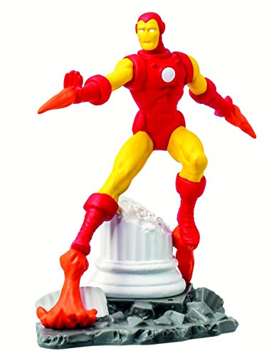 Marvel Series Collectible Diorama Blind Mystery ~ Iron Man PVC Figure (Opened to Identify)