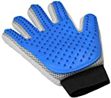 Dog & Cat Grooming Glove for Long and Short Hair - Pet Brushing Gloves - Pet Shedding Brush Glove - Deshedding Glove Brushes - Petting Mitt for Dogs & Cats !
