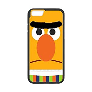 Sesame Street Bert iPhone 6 4.7 Inch Cell Phone Case Black Protect your phone BVS_583163
