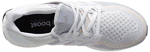 adidas Performance Womens Ultra Boost Running Shoe White/Clear Grey/Black 2DBBmY
