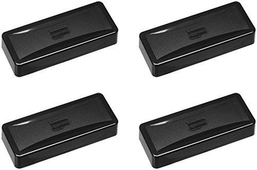 AmazonBasics Dry Erase Whiteboard Eraser - 4-Pack