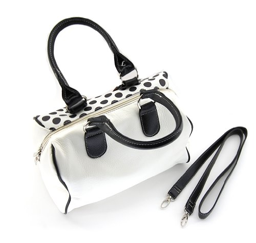 I Love Lucy Purse: Lucille Ball Padded Handles and Shoulder Strap Handbag by I Love Lucy (Image #1)