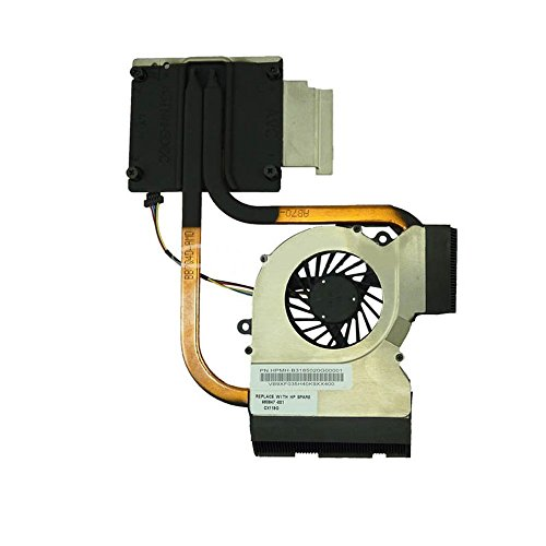 Rangale New CPU Cooling Fan with Heatsink for Hp Pavilion Dv6-6000 Dv6t-6000 CTO Dv6-6100 Dv6t-6100 CTO Dv6z-6100 CTO Dv6-6200 Dv6t-6200 CTO Dv6-6b00 Dv6t-6b00 CTO Dv6z-6b00 CTO Dv6-6c00 Dv6t- 6c00 CTO - Store Pavilions