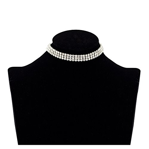 Boosic Crystal Pendant Necklace Jewelry