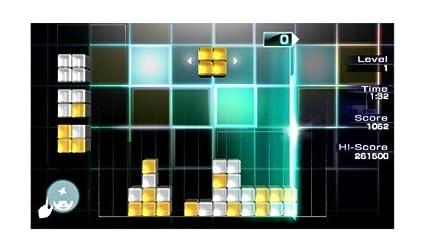 Lumines : electronic symphony (PS Vita) [Importación francesa ...