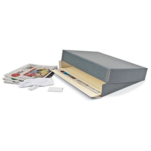 Gaylord Archival Newspaper Preservation Kit (Storage Newspaper Archival)