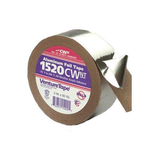 Aluminum Foil Tape - (2 inch x 150 ft ) 1520CW-2
