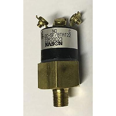 23520023, Detroit Diesel Pressure Switch: Automotive