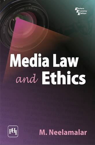 Download Media Law and Ethics by M. Neelamalar (2000-09-01) PDF