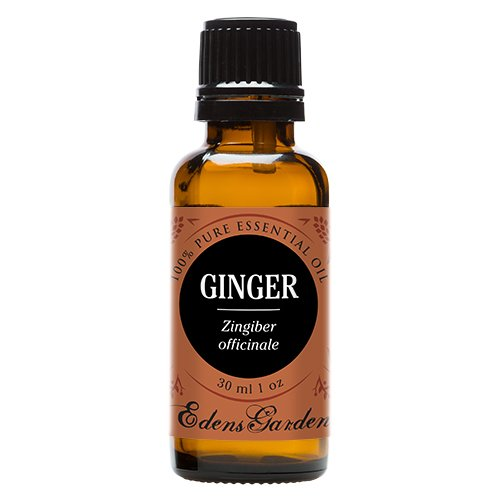 - Edens Garden Ginger 30 ml 100% Pure Undiluted Therapeutic Grade Essential Oil GC/MS Tested