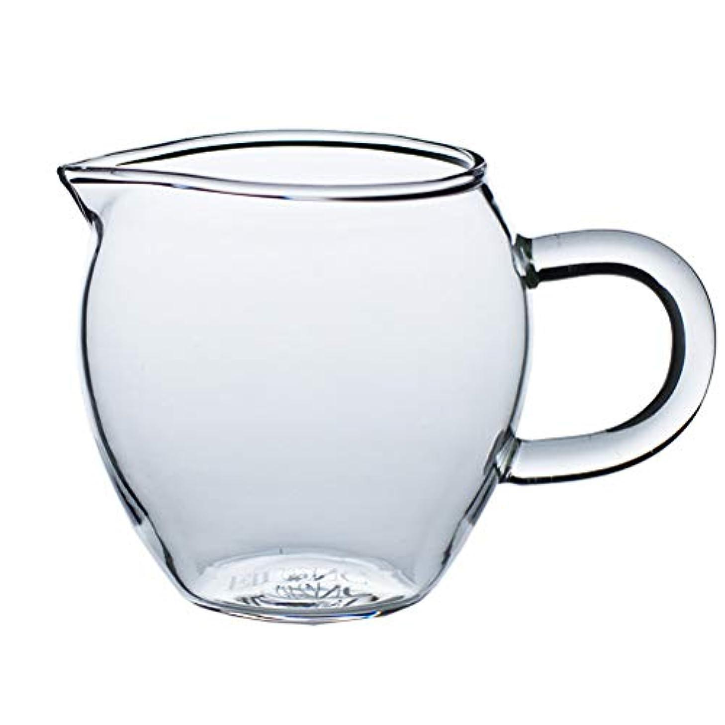 符号パラシュートトチの実の木【正規代理品】華剛茶業 テイスティング用ガラス製茶海セット